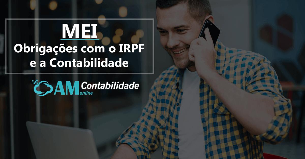 Microempreendedor e as Obrigações com IRPF e a  Contabilidade