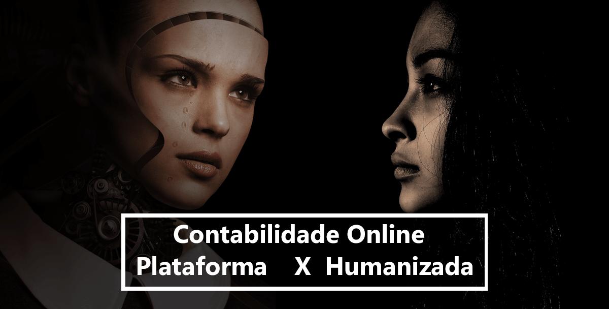 Contabilidade Online: Plataforma x Humanizada